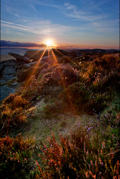 open-stanage-edge-sunset-by-michal-tekel