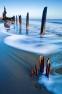 Happisburgh beach by Michal Tekel