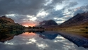 Loch Clair evening by Michal Tekel