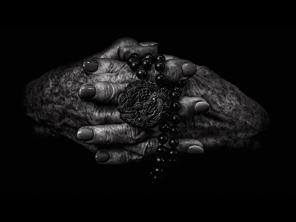 Prayer Beads by Ben Rawson