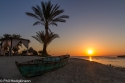 Sunset at Marsa Alam