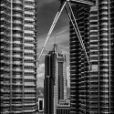 PETRONAS TOWERS by Chris Houldsworth