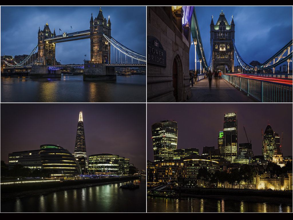 LONDON BY NIGHT by Sue Hartley