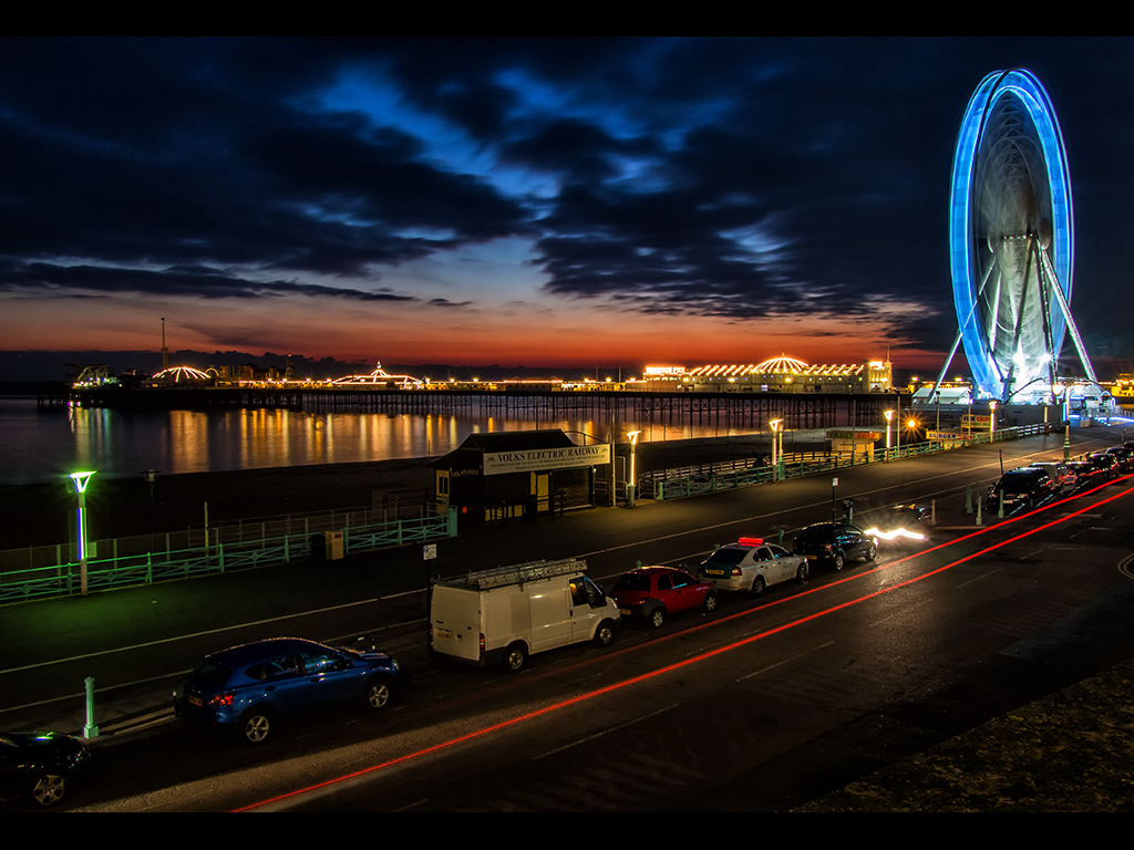 BRIGHTON LIGHTS By Steve Roper