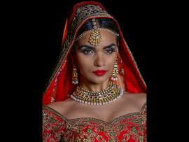 INDIAN PRINCESS by Lester Woodward