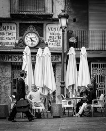 NO TIME FOR COFFEE by John Hodgkinson