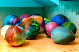 PSYCHEDELIC BALLS by Jack Worsnop