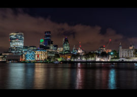 LONDON LIGHTS by Paul McKinley