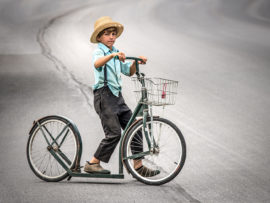 5-amish-scooter-boy-by-lois-webb