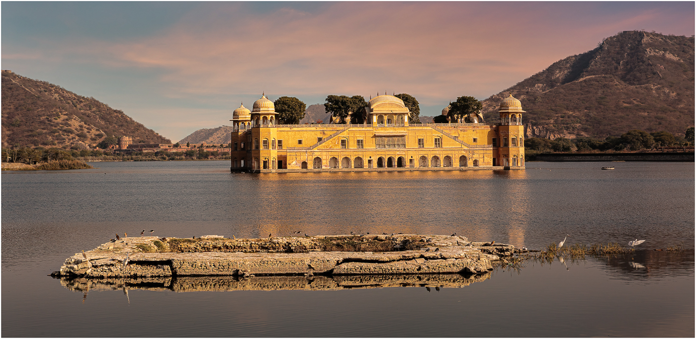 JAL MAHAL by Jack Worsnop