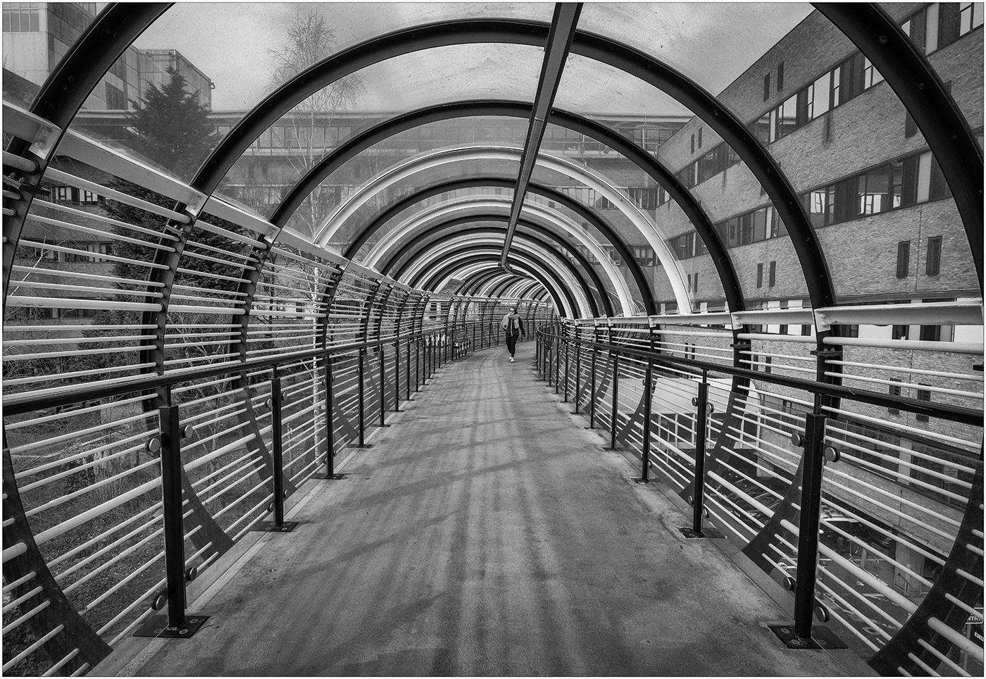 TUNNEL VISSION by Nigel Stewart