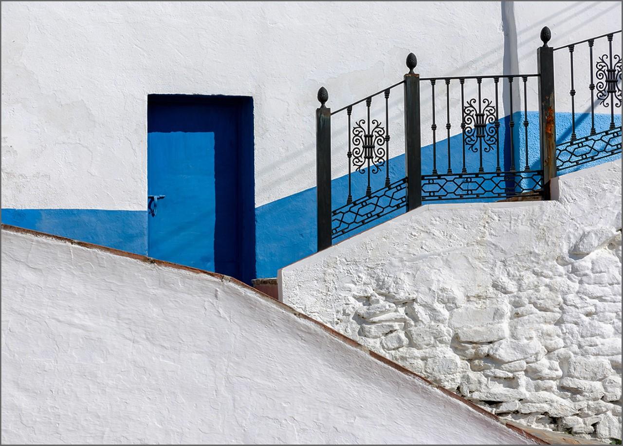 BLUE DOOR by Malcolm Nabarro